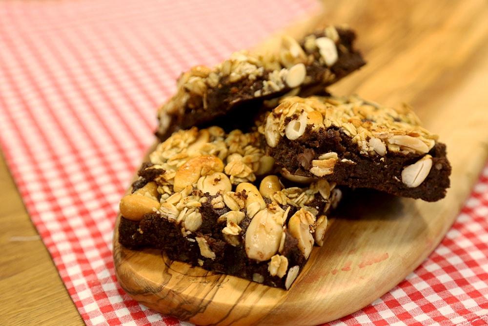 hurmali-brownie